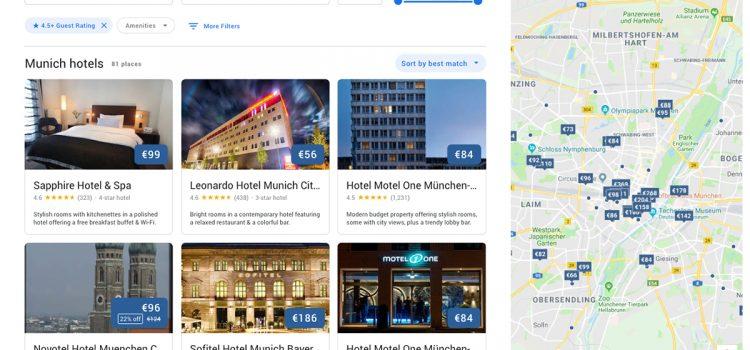 Tudo o que hoteleiros precisam saber sobre o Google Hotel Search