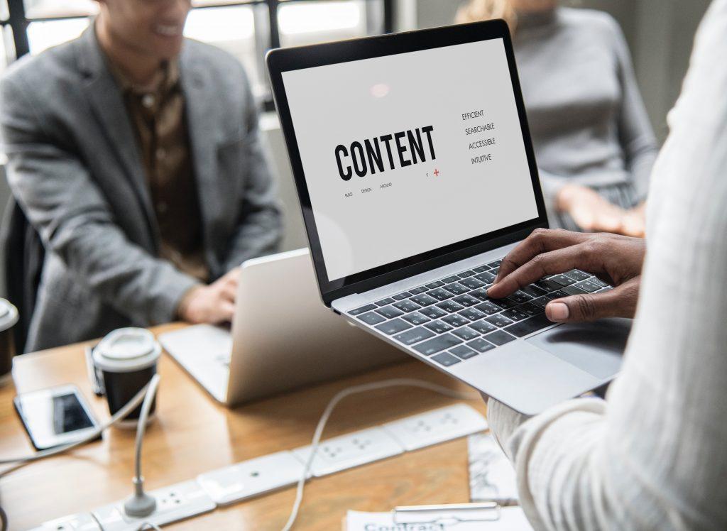 Produção de conteúdo relevante - marketing digital para hotéis