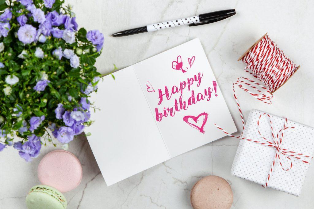 Tarifa especial para aniversariantes do mês
